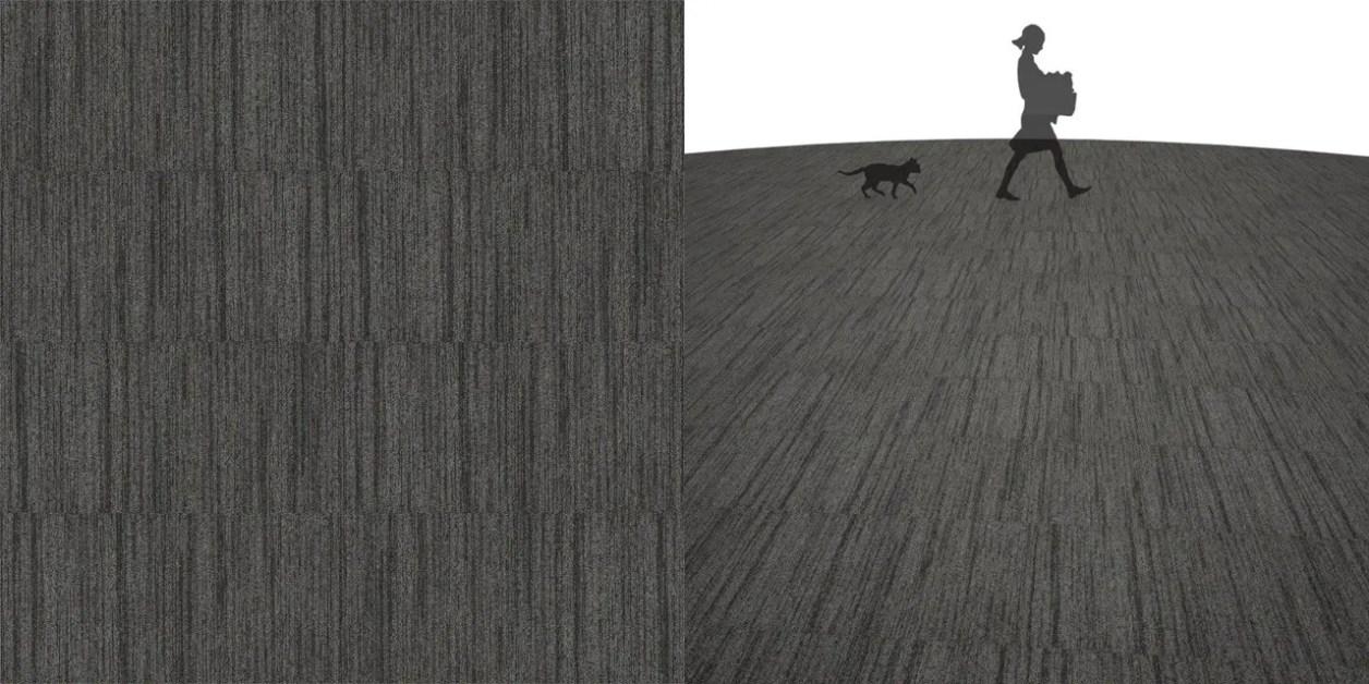 タイルカーペットのシームレステクスチャー丨床材 流し張り丨無料 商用可能 フリー素材 フリーデータ丨サンゲツ NT885