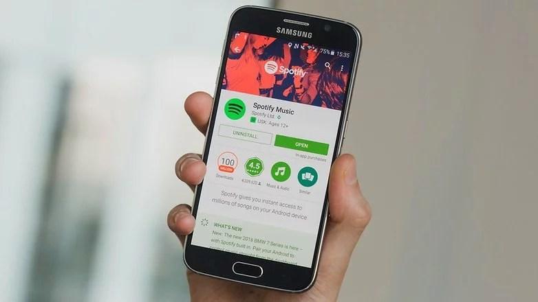 Spotify tunisia