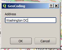 geocoding with GeoCoding