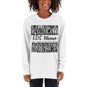 EDS Warrior Unisex Long sleeve t-shirt