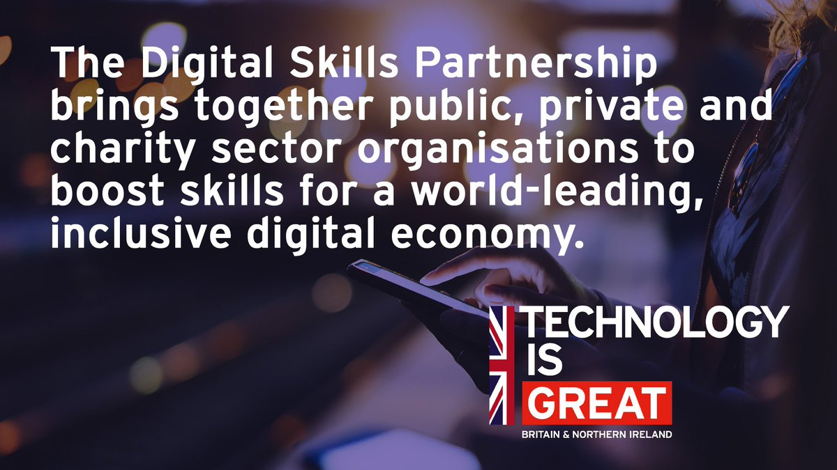 Digital Skills Partnership Lancashire