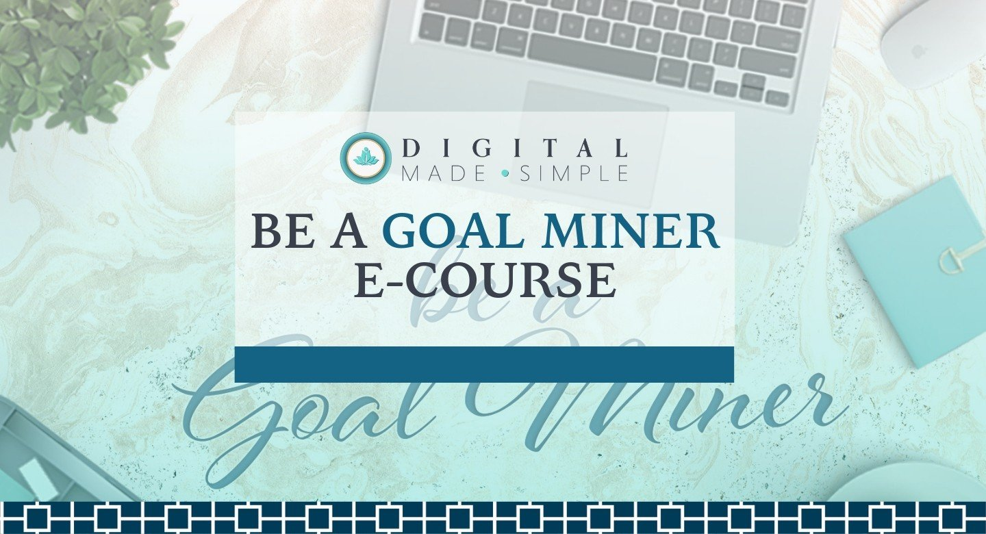 Be A Goal Miner!
