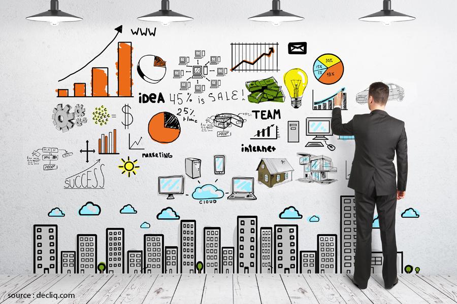 Des start-up à l'origine de l'innovation