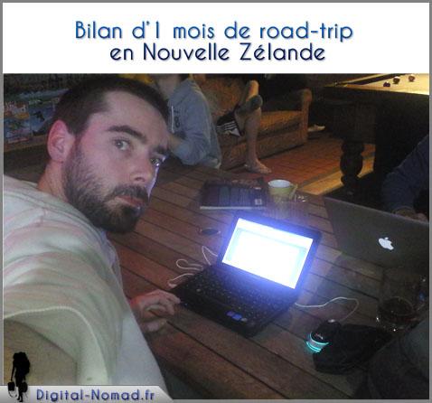 Bilan road-trip