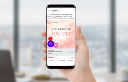 Digital marketing Sofina