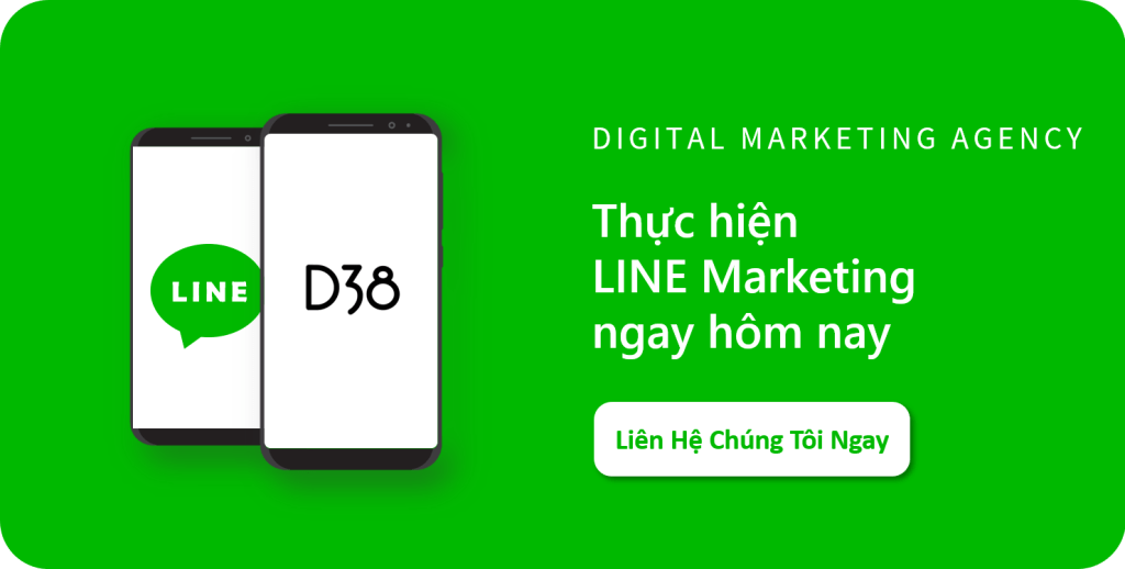 LINE marketing | LINE advertising | quảng cáo LINE