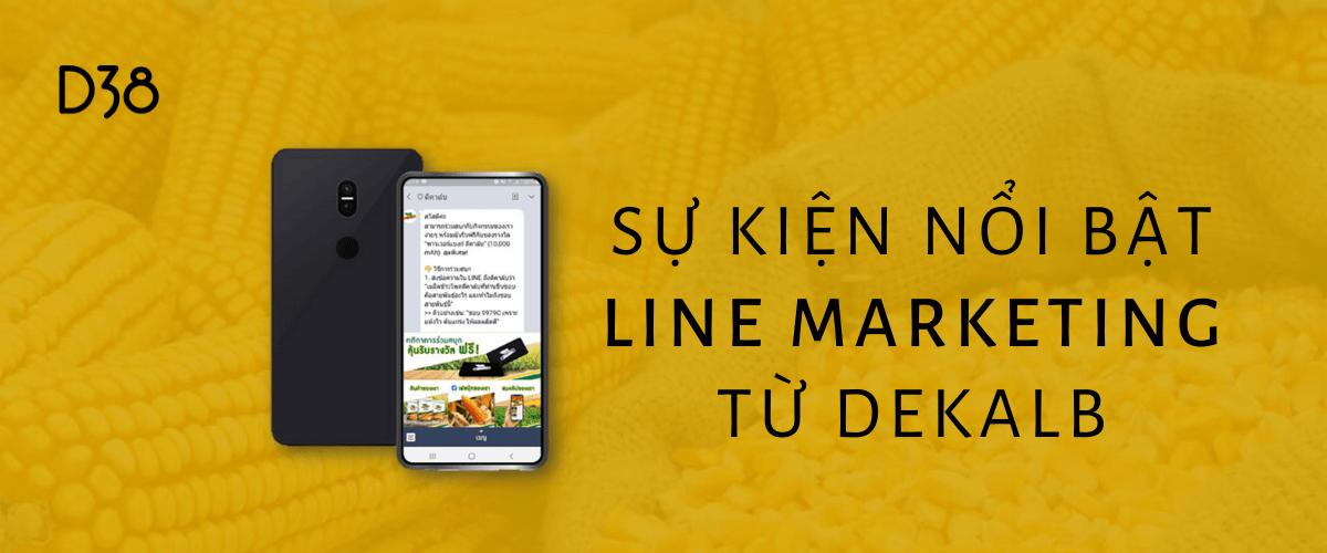 Dekalb - LINE marketing