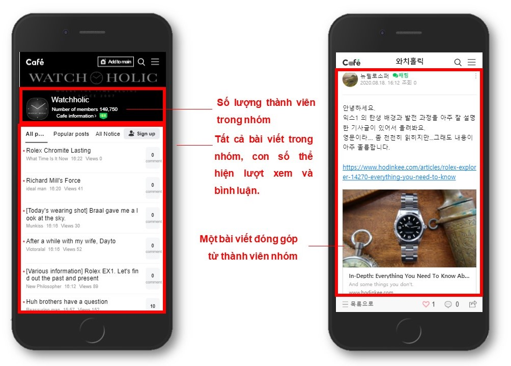 Naver marketing | Naver Cafe | naver ads | quảng cáo Naver