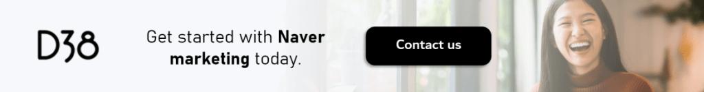 Bắt đầu quảng cáo với Naver Marketing ngay hôm nay