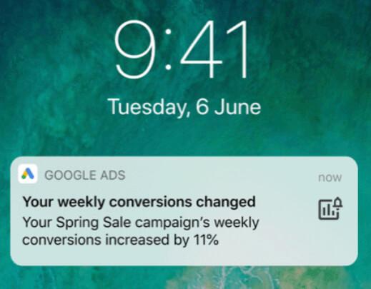 Ứng dụng Google Ads cập nhật các tính năng bổ sung cho nhà quảng cáo