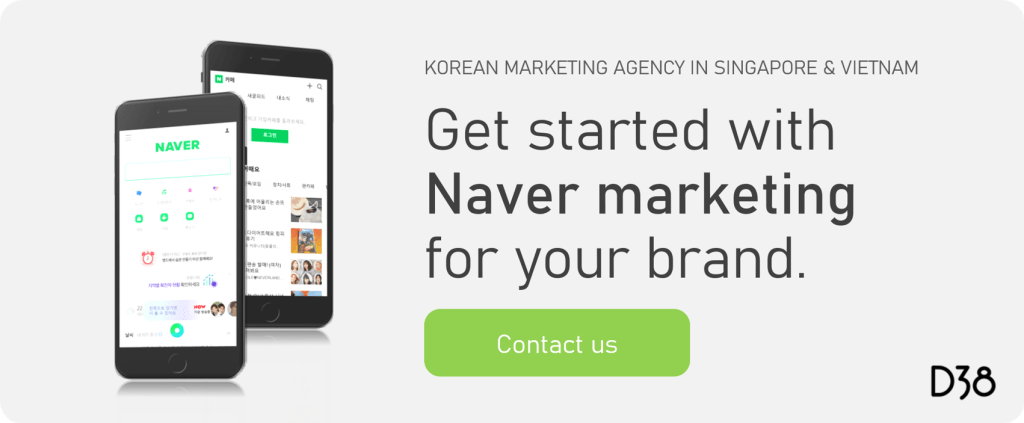 Korea Marketing Agency Singapore Vietnam - Get started with Naver Marketing