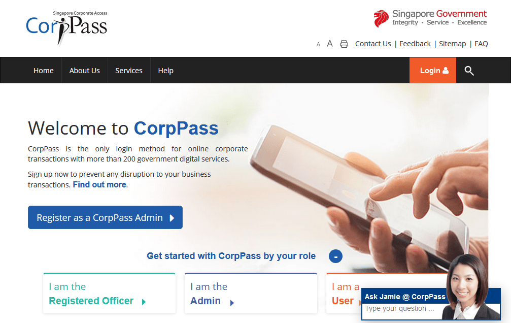 Market Readiness Assistance Grant Application Process CorPass 2