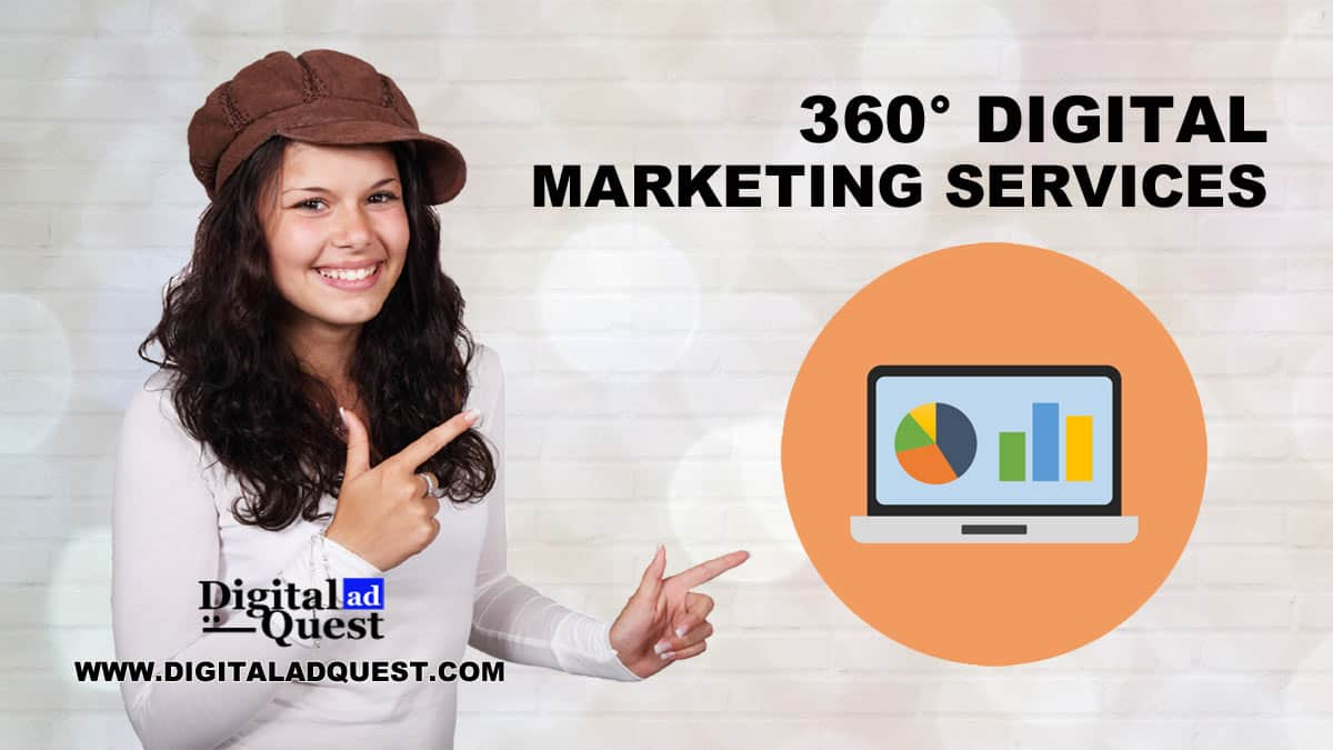 Digital Digital Marketing Services Agency in Delhi India