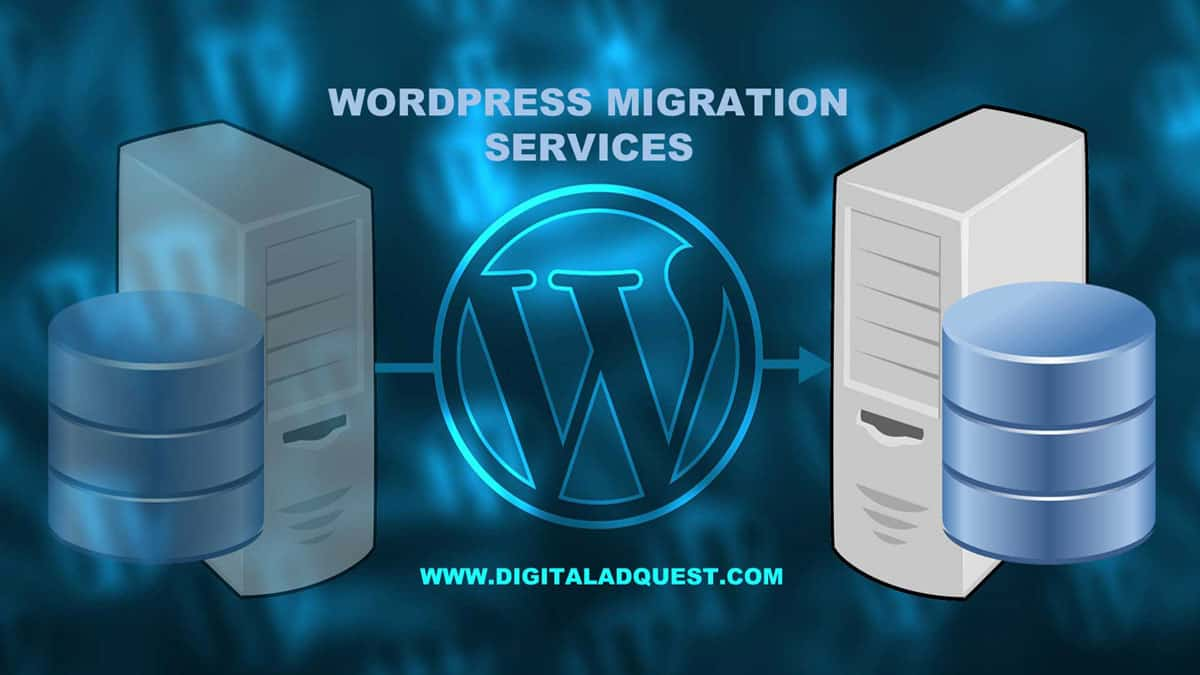 WordPress Migration Services