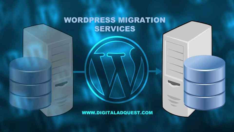 WordPress Migration Services
