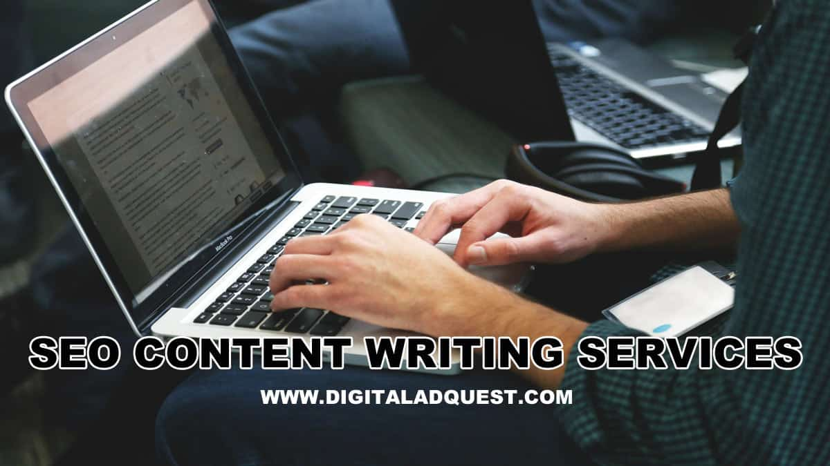 SEO Content Writing Services In Delhi India