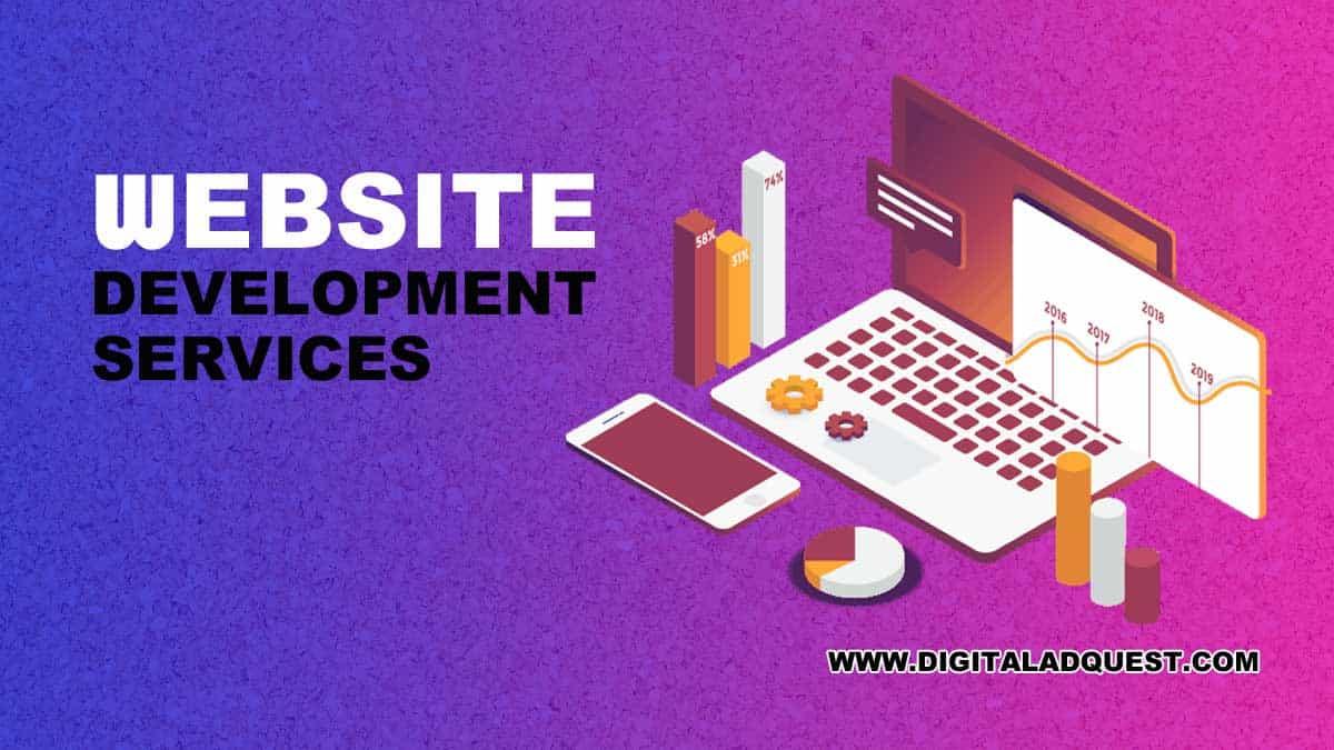 Website Development Services Company in Delhi, India