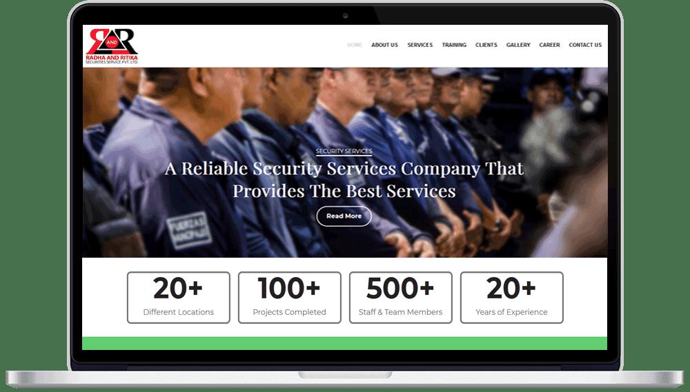 WordPress Website Demo 3