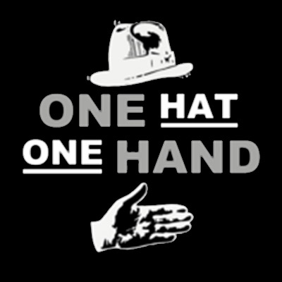 One Hat One Hand