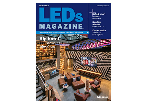 LEDs Magazine - March 2019
