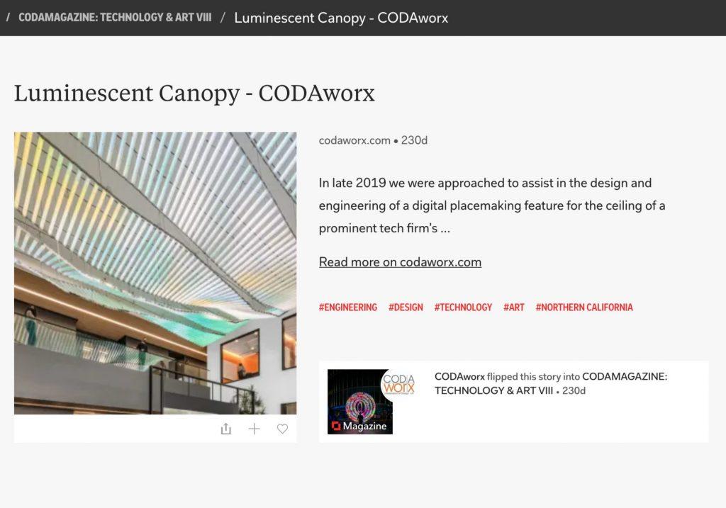 CODAworx - August 2021