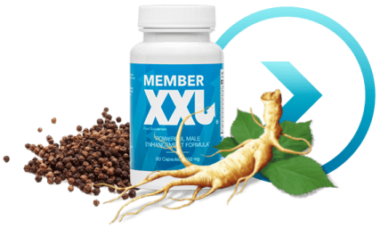 Member XXL Ingredients