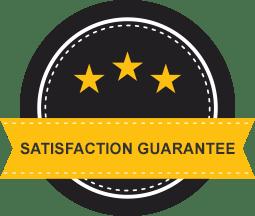 Satisfaction Guarante