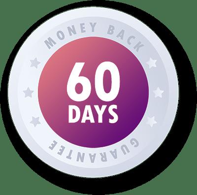 KetoCharge 60 days money back guarantee