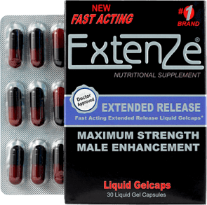 Extenze for Extended Sexual Release