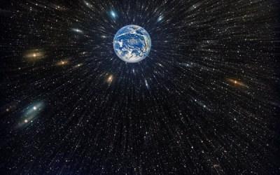 the Pale-Blue Dot