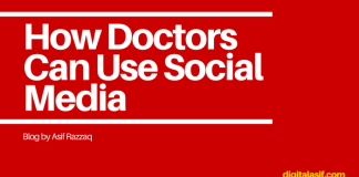 How Doctors Can Use Social Media