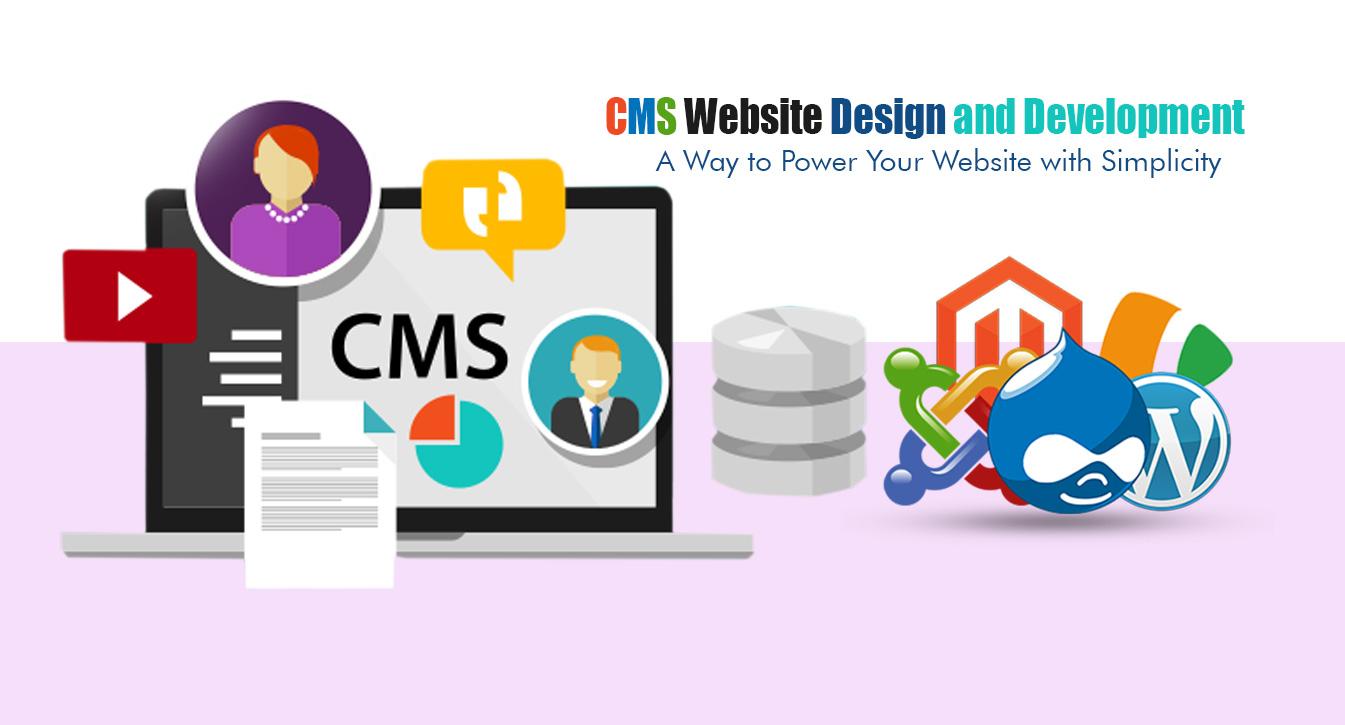 CMS Website Developer in Lagos Nigeria