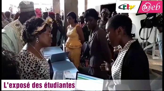 Cameroun : Minette Libom Li Likeng en tournée dans les startups gérées par des femmes à Yaoundé
