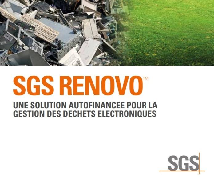 En Côte d'Ivoire, le gouvernement a fait confiance à SGS Renovo pour la gestion des déchets électroniques