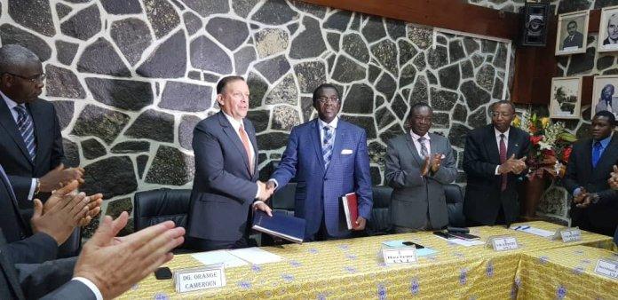 Orange Cameroon wird die Universität von Yaoundé I bei ihrer digitalen Entwicklung unterstützen