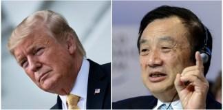 """Ren Zhengfei [Huawei] : Donald Trump """"sous-estime notre force"""""""