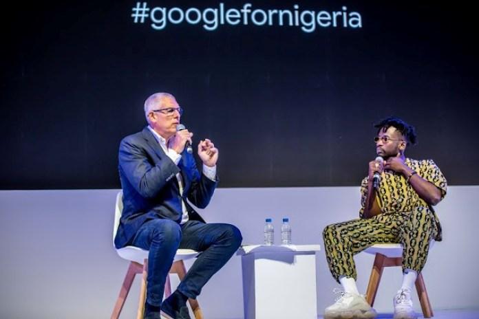 Google Maps, Google Go, Google Lens, Google Arts & Culture, découvrez les nouveautés de Google pour six pays africains