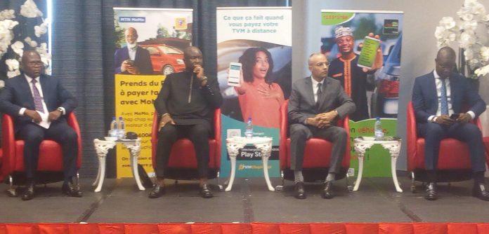 Lancement TVM Via Mobile