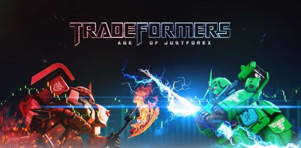 JustForex - Tradeformers Contest – Forex Brokers Portal