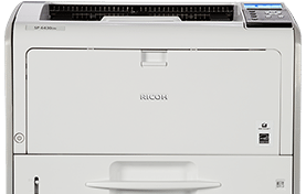 SP 6430DN Black and White Printer