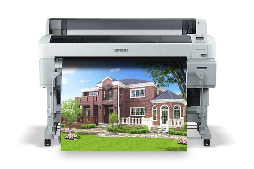 Epson SureColor T7270D Dual Roll Edition Printer