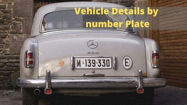 Check Vehicle Owner name by Using Number Plate