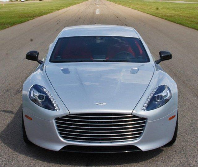 Aston Martin Rapide S May Be The Worlds Most Beautiful Sedan Digital Dealer