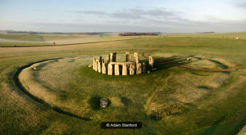 Stonehenge - © Adam Stanford.