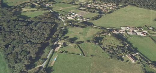 Colebarrow Hillfort, Dorset.