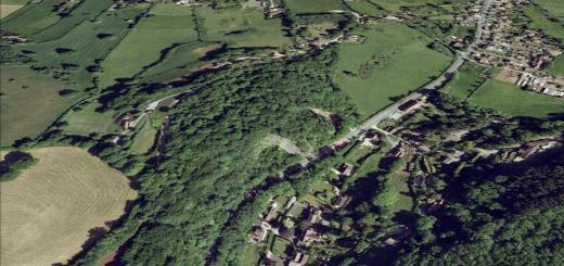 Dinghurst Camp Hillfort, Somerset