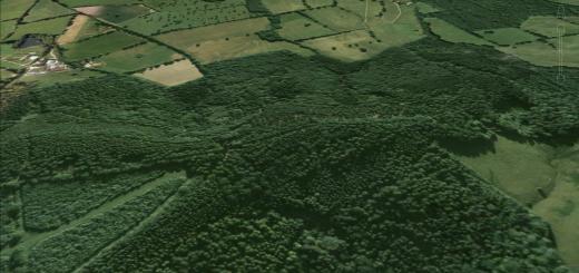 Kenwalch's Castle, Charlton Musgrove, Somerset