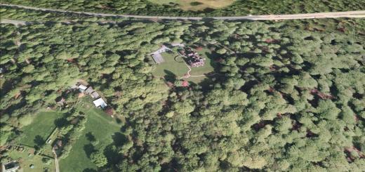 Malwood Castle, Hampshire