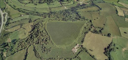 Solsbury Hill Hillfort, Somerset