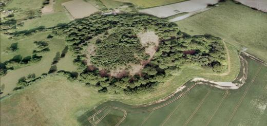 Toothill Camp Hillfort, Hampshire